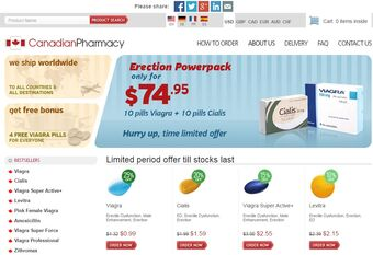 canadian pharmacy king scam